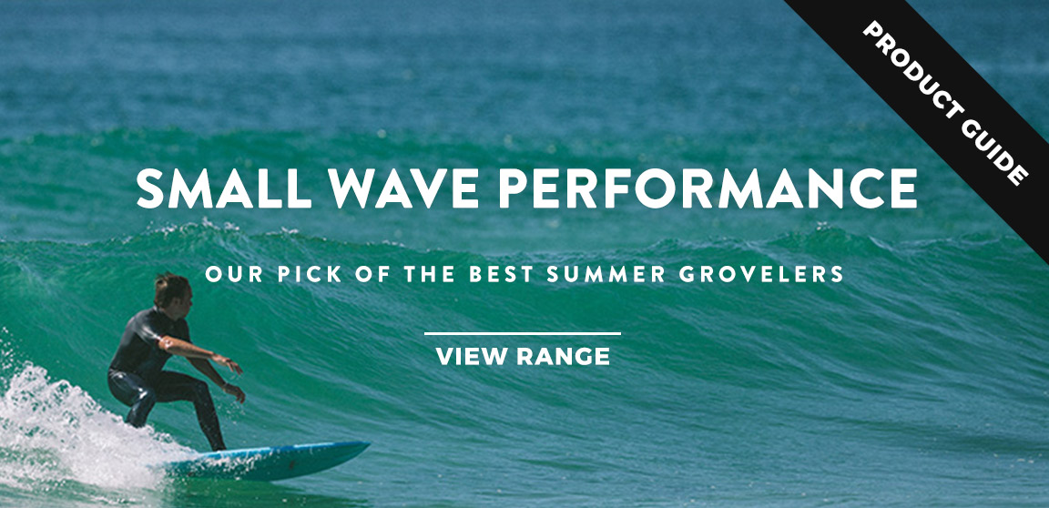 Small Wave Performance Surfboards Product Guide