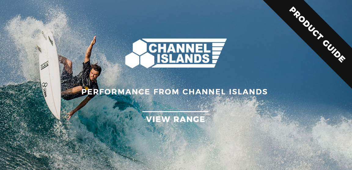 Channel Islands Surfboards Product Guide