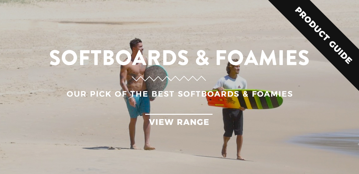 Foamies and Softboards
