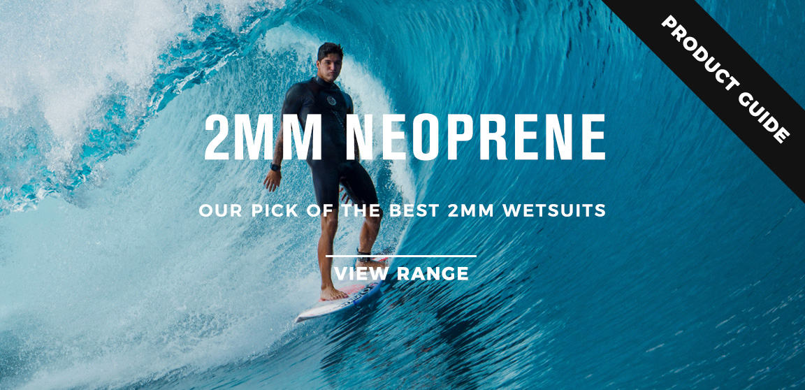 Warm Water Wetsuits Product Guide