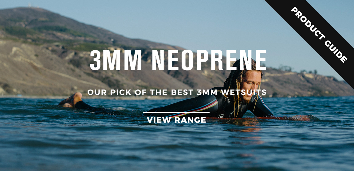 Summer 3mm Wetsuits Product Guide