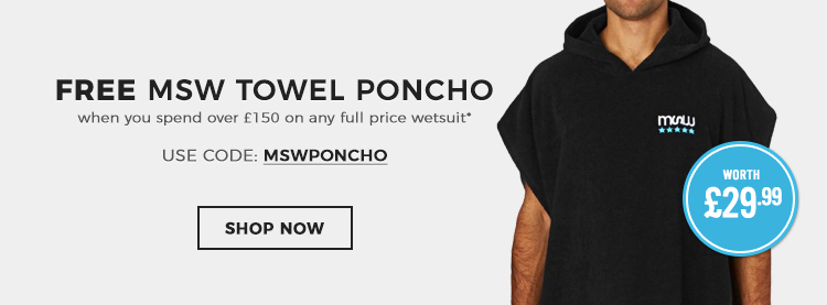 Free MSW Poncho