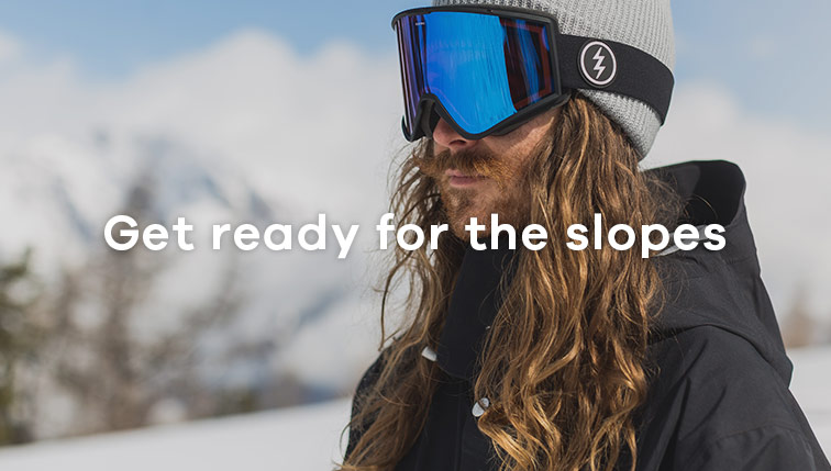 Get ready for the slopes