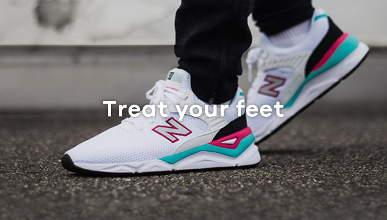 New in New Balance