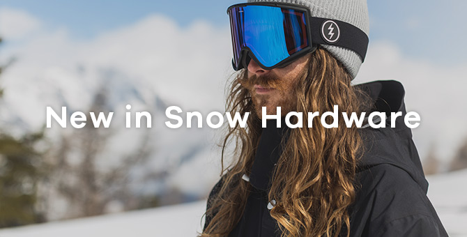 New in Snow Hardware