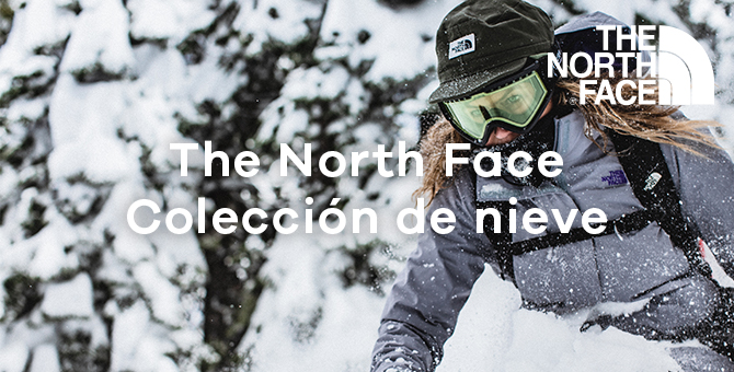The North Face - Colección de nieve
