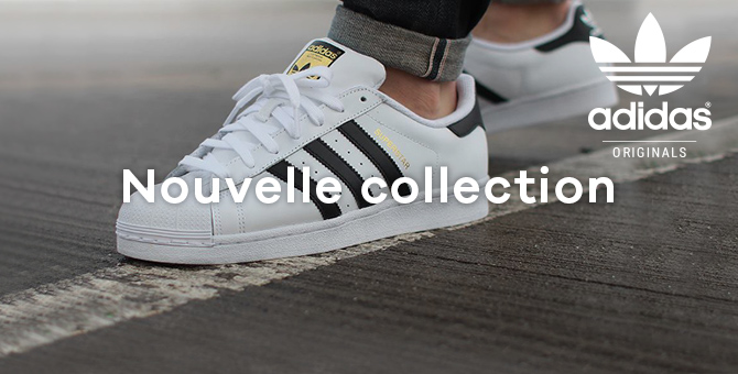 Nouvelle collection adidas Originals