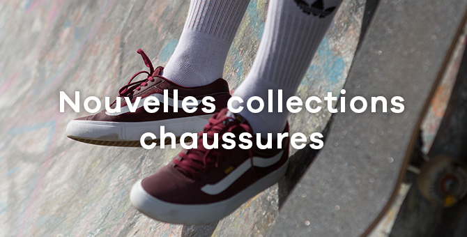 Nouvelles collections chaussures